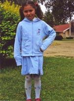 Unser Patenkind Estefany aus dem SOS-Kinderdorf